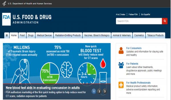 米国食品医薬品局(FDA)