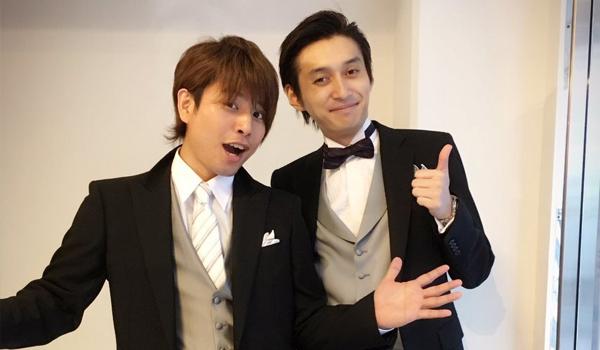 写真左:仲村宗悟さん 写真右:帆世雄一さん。