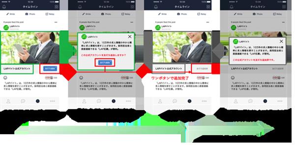 LINE Ads Platform CPF