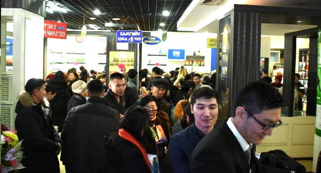 越境ECでのノウハウを生かし、モンゴルに新業態で初のリアル店舗を出店
