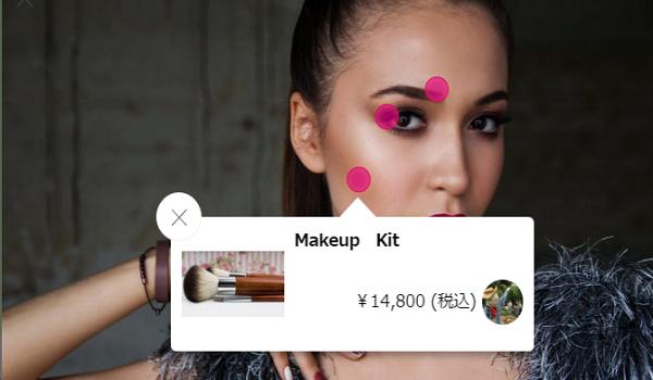 商品写真から直接購入できるようになる『+genic store assist』が提供開始