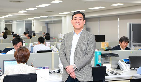 ソニーペイメントサービス株式会社 取締役 専務執行役員 南啓二氏