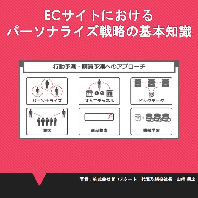 ECサイトにおけるパーソナライズ戦略の基本知識