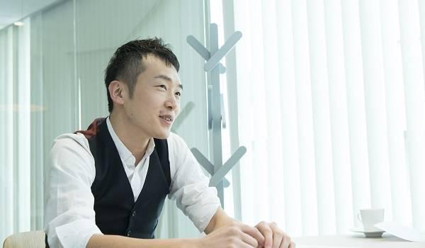 株式会社フラクタ 代表取締役 河野貴伸氏