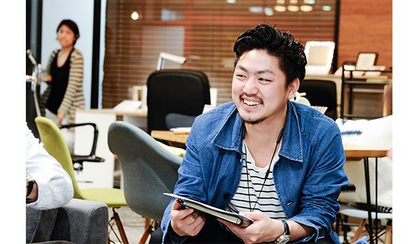 株式会社ベガコーポレーション ブランディング統括部 本店 Lowya グループ 合谷 賢幸氏