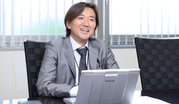 「顧客経験価値」の重要性を語る辻 大志(つじ たいし)氏