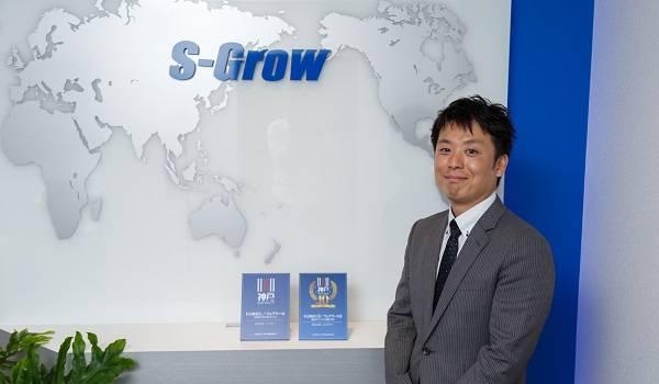 株式会社エスグロー MCD事業部統括部長 中村宗寛氏