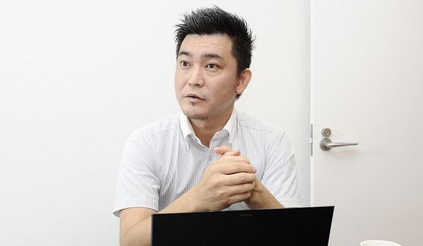 適切なツール選びと継続的な運用の重要性を語る佐藤 顯氏