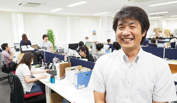 株式会社バリュープラス セールスマーケティング部 辻村卓司氏