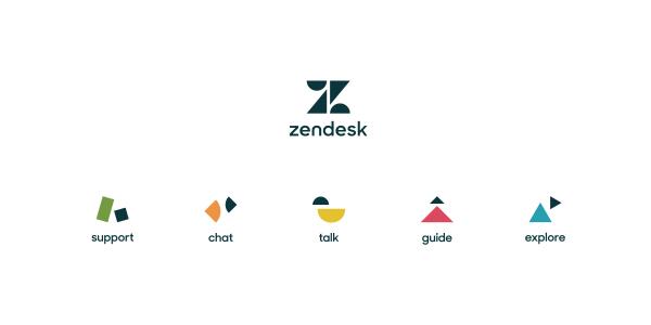 エンドユーザーからの問い合わせ・コミュニケーションを一元管理する機能。「Zendesk Support」「Zendesk Chat」「Zendesk Talk」「Zendesk Message」「Zendesk Explore」「Zendesk Connect」