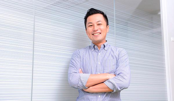 イー・ガーディアン東北株式会社 営業部 シニアスタッフ 須永真司氏