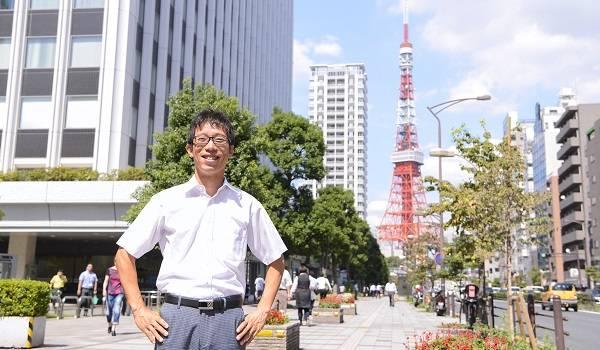 株式会社UZEN 代表取締役社長 スコット キム氏
