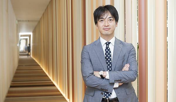 レイサス株式会社 WEBソリューション事業部 サブマネージャー 竹間 淳一氏
