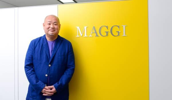 株式会社マッジ 代表取締役社長 柴崎 智央氏