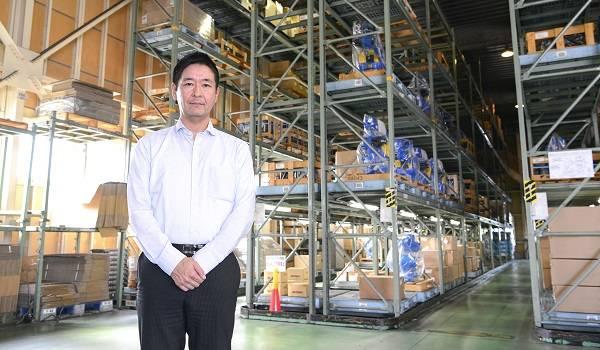 株式会社安川ロジステック 営業本部 営業推進課長 本橋淳也氏