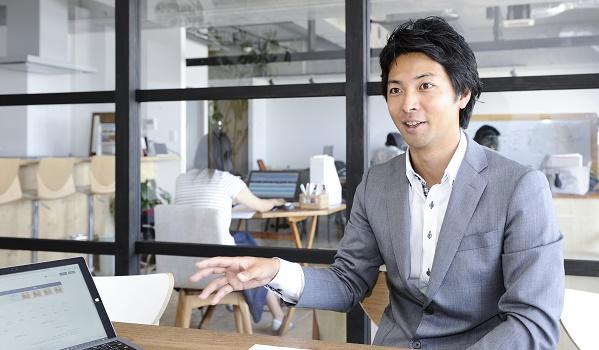 シッピーノ株式会社 代表取締役 田渕 健悟
