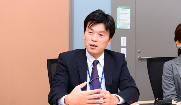 株式会社日立物流 営業開発本部 サプライチェーン・ソリューション2部 部長補佐 高柳直人氏