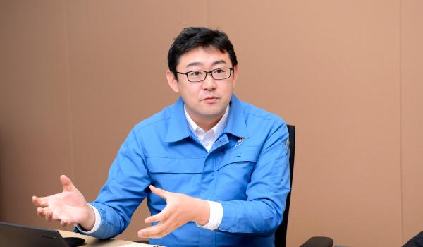 株式会社日立物流 営業開発本部 サプライチェーン・ソリューション2部 部長補佐 堀田大樹氏