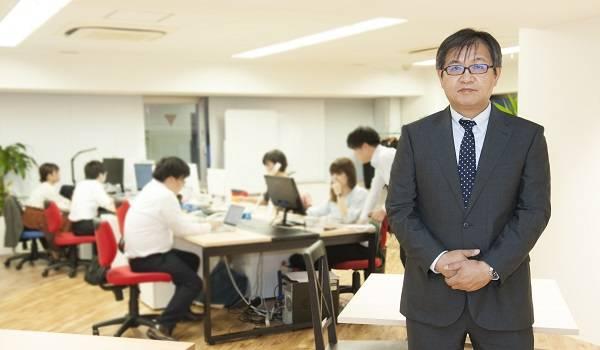 株式会社エンヤー 取締役  高橋 勉氏