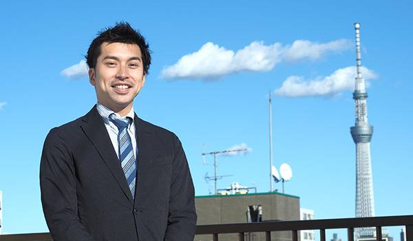 株式会社エンジン 代表取締役 常盤亮太氏