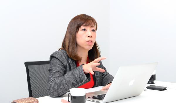 株式会社アドウェイズ データソリューションディビジョン ゼネラルマネージャ 吉野順子氏
