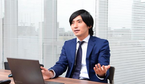 エクサー株式会社 代表取締役 浦崎友也氏