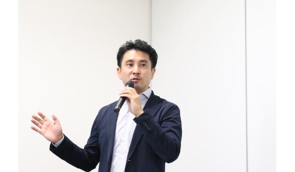 tenso株式会社 執行役員 浜田 祐輔氏