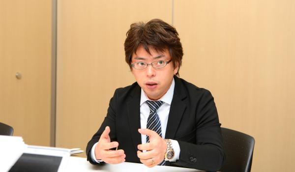 経営管理部 法務グループ マネージャー 矢野 正教 氏