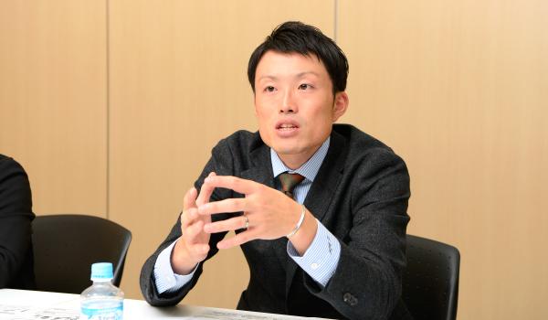 決済事業部 加盟店営業部 部長 佐藤 剛史 氏
