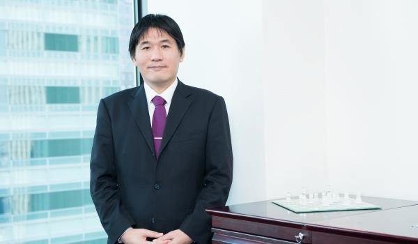 株式会社Spelldata 代表取締役 竹洞陽一郎氏