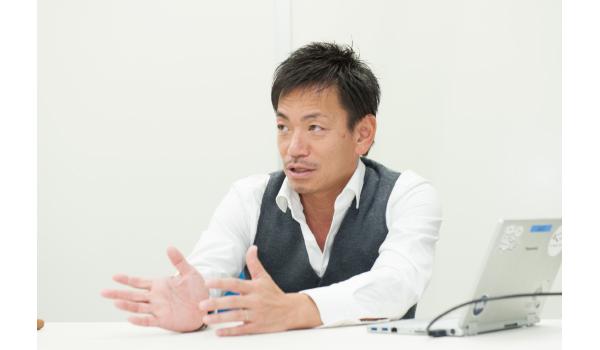 株式会社オーティーエス執行役員 マーケティング部長 小橋重信氏
