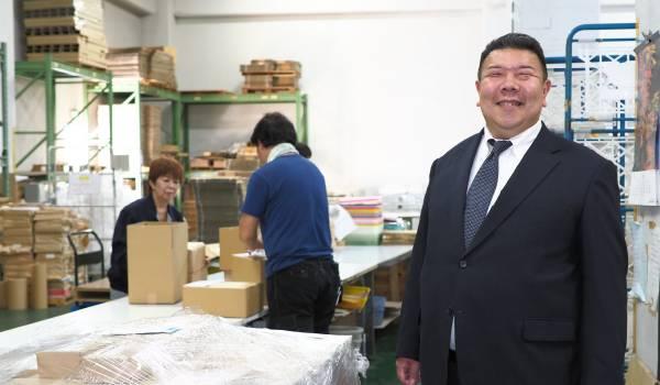 株式会社国分 営業部・京角正男氏