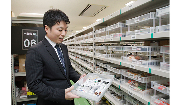 株式会社エスグロー 統括部長 中村宗寛氏