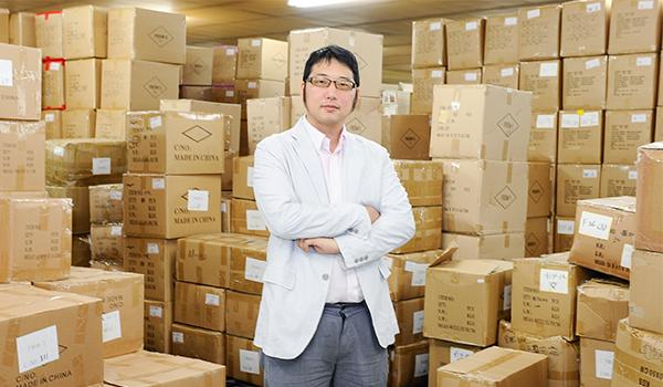 株式会社Creative Adventure Network 代表取締役社長 CEO・阪口 勝元氏