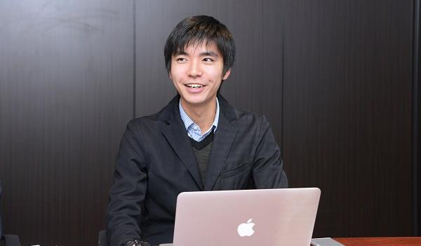 ナビプラス株式会社 セールス&マーケティング部 営業企画グループ・水牧 稜太氏