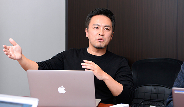 ナビプラス株式会社 事業企画室 マネージャー・石川 俊夫氏
