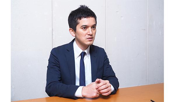 KSプレミアムスタッフ株式会社 船橋ヘッドオフィス 企画営業グループ グループ長 柴崎 靖氏