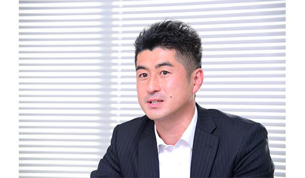 ソリューションサービス部 副部長 福井 啓太郎氏