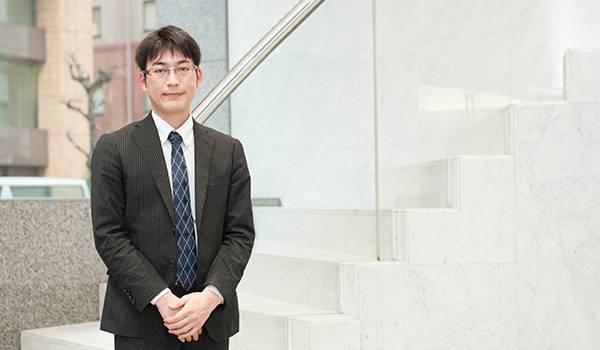 アップル流通株式会社 営業企画課 山崎純也氏