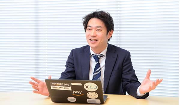 アマゾンジャパン合同会社  Amazon Pay 事業本部 シニアマネージャー 豊留 隆央氏