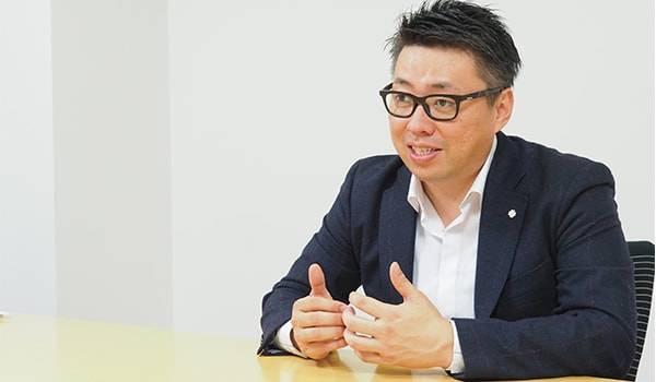 株式会社エクスチェンジコーポレーション 橋本 知周 執行役員 営業・マーチャントマーケティング・PR統括