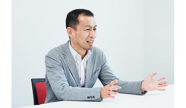 株式会社フォービス 取締役 ソリューション部管掌 松下康雄氏
