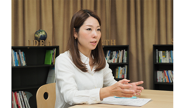 オルビス株式会社 CRM・顧客満足推進部 係長 太刀川侑希氏