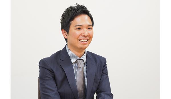 株式会社IZUMI 代表取締役 山本健一朗氏