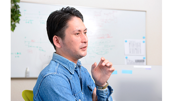 株式会社イグレックス 代表取締役 安原大策氏