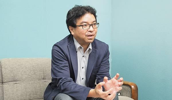株式会社アクセント 代表取締役 井上保氏