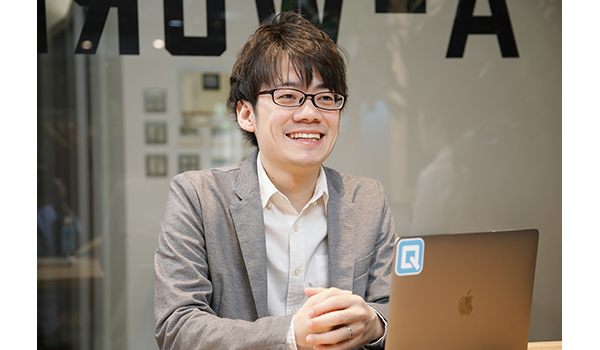 a-works株式会社 オリジナルプロダクトグループマネージャー 高田 良平氏