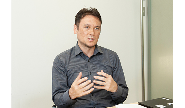 イーベイ・ジャパン株式会社 グローバルカスタマーエクスペリエンス 部長 カレン ジェラルド氏